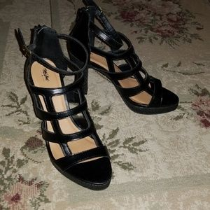 Mossimo Caged Heels